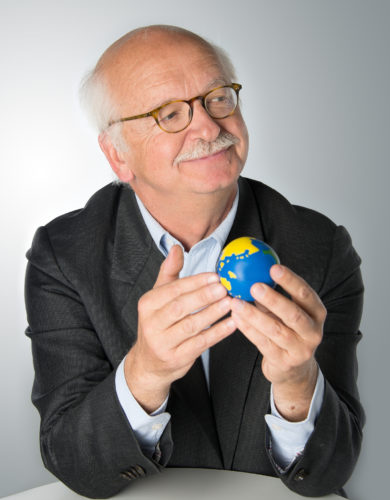 Érik Orsenna, Président de « Initiatives pour l'Avenir des Grands Fleuves »