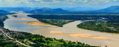 plaine du mekong